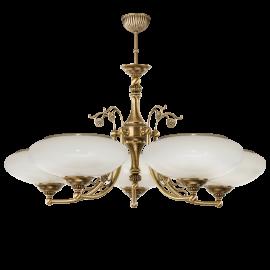 Candelabre, Lustre - Candelabru 5 brate design clasic realizat manual CASAMIA