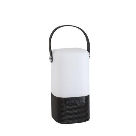 Lampi decorative si solare  - Lampa LED portabila design decorativ Ray alb/negru