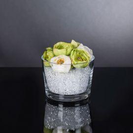 Aranjament floral ETERNITY ALFEO RANUNCOLO MIX