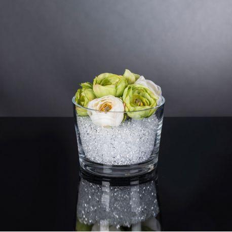 Aranjamente florale LUX - Aranjament floral ETERNITY ALFEO RANUNCOLO MIX