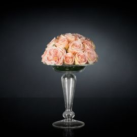 Aranjamente florale LUX - Aranjament floral design LUX STAND WITH ROSE