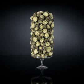 Aranjamente florale LUX - Aranjament floral mare design LUX CYLINDER CYNAR