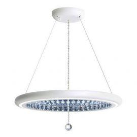 Lustra LUX, cristale Swarovski, iluminat LED, Infinite Aura 76cm