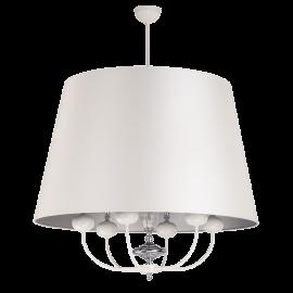 Candelabre, Lustre - Lustra eleganta design modern realizata manual Narni, 6L