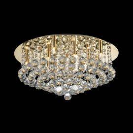 Lustra design elegant BOLLA 58 auriu