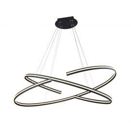 Lustra LED dimabila, design modern Alessia XL DIMM, 120cm