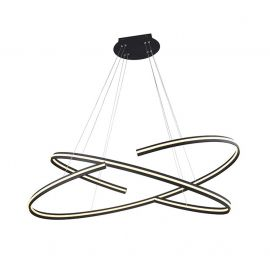 Candelabre, Lustre - Lustra LED dimabila, design modern Alessia XL DIMM, 120cm