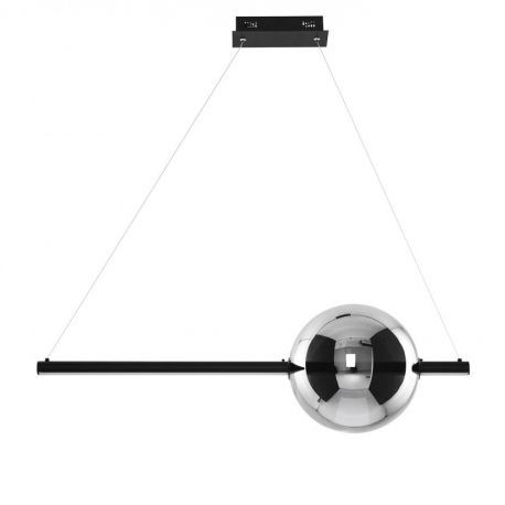 Pendule, Lustre suspendate - Lustra LED dimabila design modern Sandra 1 DIMM