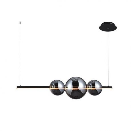 Candelabre, Lustre - Lustra LED dimabila design modern Sandra 3 DIMM