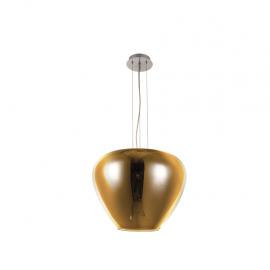 Pendule, Lustre suspendate - Lustra design modern Ø30cm Baloro M gold
