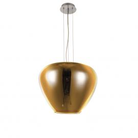 Pendule, Lustre suspendate - Lustra design modern Ø40cm Baloro L gold