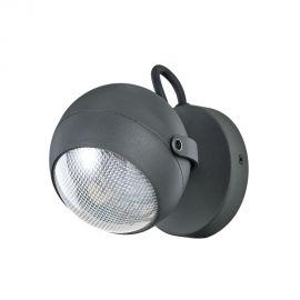 Aplice - Aplica LED de exterior ZENITH AP1 ANTRACITE