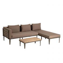 Canapele - Set mobilier 3 piese pentru exterior Pascale