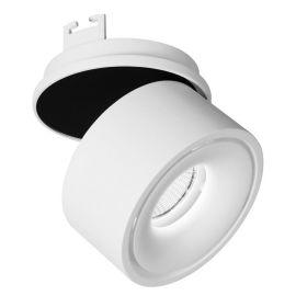 Spoturi tavan fals - Spot LED directionabil, incastrabil tavan fals UNIVERSAL alb