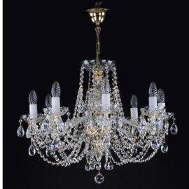 Lustre Cristal Bohemia - Candelabru Cristal Exclusiv 8 brate ANGELIKA VIII
