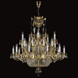 Candelabru XXL Cristal Exclusiv ARABELA dia.120cm
