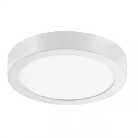 Plafoniere cu spoturi, Spoturi aplicate - Aplica perete sau tavan cu iluminat LED SURFACE, 12cm