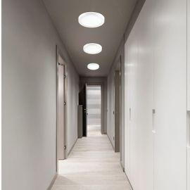 Plafoniere cu spoturi, Spoturi aplicate - Aplica perete sau tavan cu iluminat LED SURFACE 3000K, 30cm