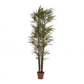 Aranjamente florale LUX - Planta artificiala decorativa Phoenix Bamboo, 185cm
