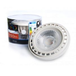 Becuri GU10 - Bec LED dimabil ES111 BULB alb 15W 4300K