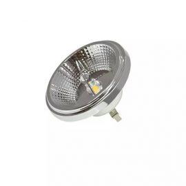 Becuri G4/G9/GX - Bec LED QR111 / 12V BULB CHROME / 12W / 3000K