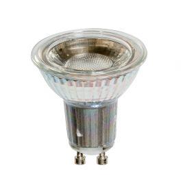 Becuri GU10 - Bec LED GU10 lumina calda BULB 7W 3000K