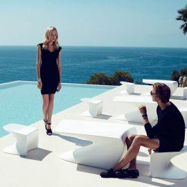 Scaune - Taburete de exterior / interior design modern premium WING STOOL