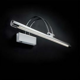 Aplica LED BOW AP66 CROMO
