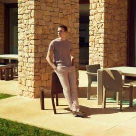 Scaune - Scaun modern de exterior / interior design premium FRAME CHAIR