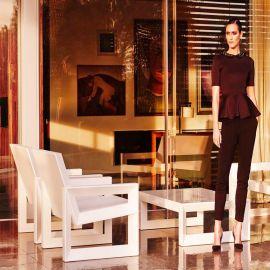 Fotolii - Fotoliu modern de exterior / interior design premium FRAME LOUNGE CHAIR