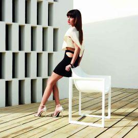 Scaune - Set de 2 Scaune moderne cu brate de exterior / interior design premium WALL STREET ARMCHAIR