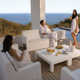 Canapea de exterior / interior design modern premium JUT SOFA