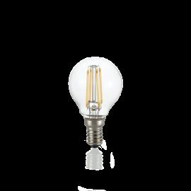 Bec LED dimabil E14 04W SFERA TRASP 3000K