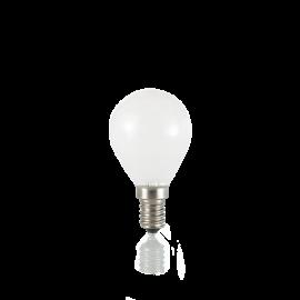Becuri E14 - Bec LED E14 04W SFERA BIANCO 4000K