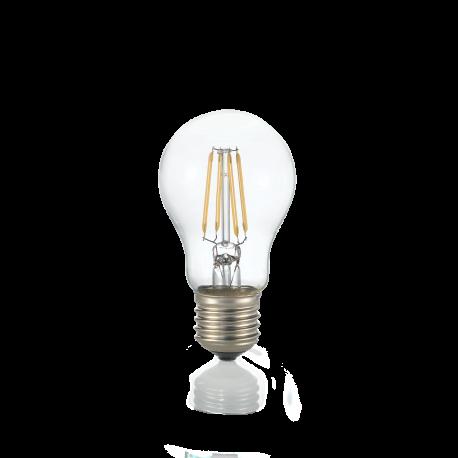 Becuri E27 - Bec LED E27 04W GOCCIA TRASP 4000K