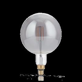 Becuri E27 - Bec de dimensiuni mari LED E27 VINTAGE XL 04W FUME' 2200K