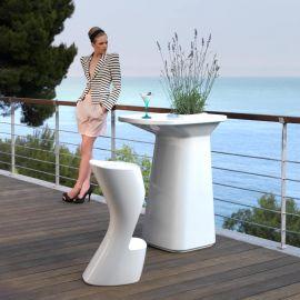 Scaun de bar exterior / interior design modern premium MOMA BAR STOOL