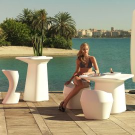Masa de bar exterior / interior design modern premium MOMA BAR TABLE