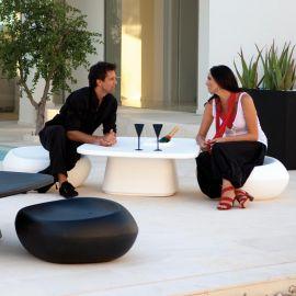Scaune - Taburete de exterior / interior design modern premium MOMA OTTOMAN