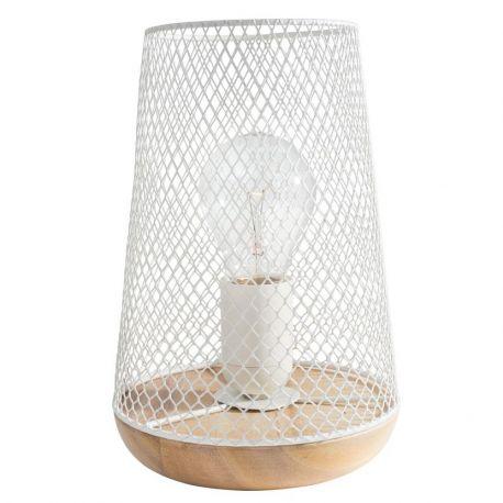 Veioze - Veioza, Lampa de masa Marco alb