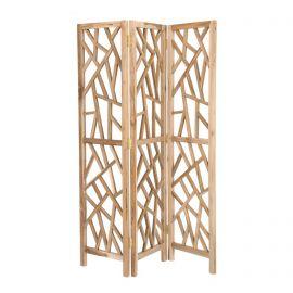 Paravan decorativ din lemn AUSTY