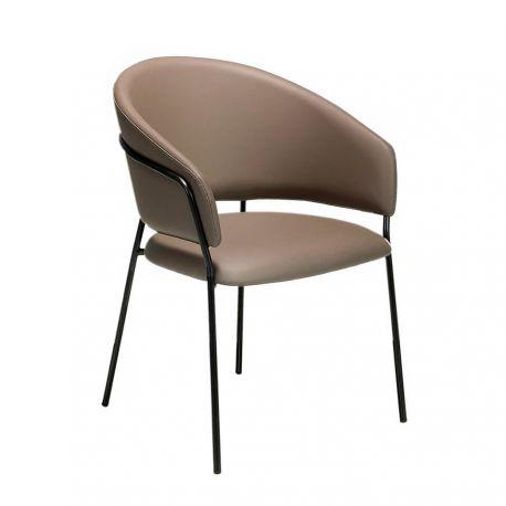 Scaune - Scaun tapitat design italian Oretha