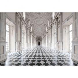 Tablouri - Tablou decorativ, imagine imprimata pe sticla calita PALACE CORRIDOR 120x80cm