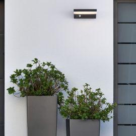 Aplice - Aplica LED solara de exterior cu senzor miscare IP65 DYN