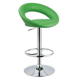 Scaun bar C300 verde