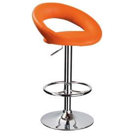 Scaun bar C300 portocaliu