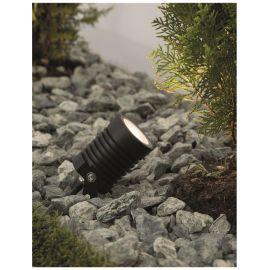 Tarusi - Tarus cu spot LED orientabil pentru iluminat exterior IP65 STAKE I