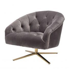 Scaun pivotant design elegant LUX Gardner