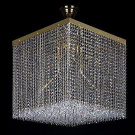Plafoniera Cristal Exclusive LEANDRA 500x500