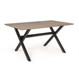 Mese dining - Masa cu design industrial PHILOS 150x90